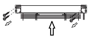 Ako vyměnit síťovinu krok č.3